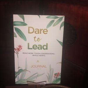 Dare to Lead Journal